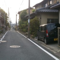 Day 39 - My way to work near Myoshin-ji in Kyoto