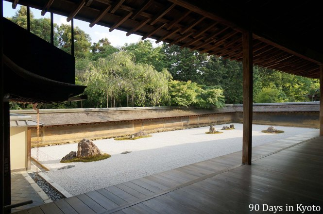 How Ryoan-ji should be experienced by everyone.